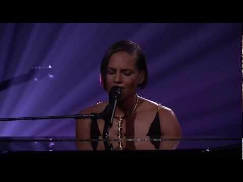 Alicia Keys - Brand new me (Live)