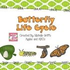 This is a unit all about the life cycle of the butterfly!