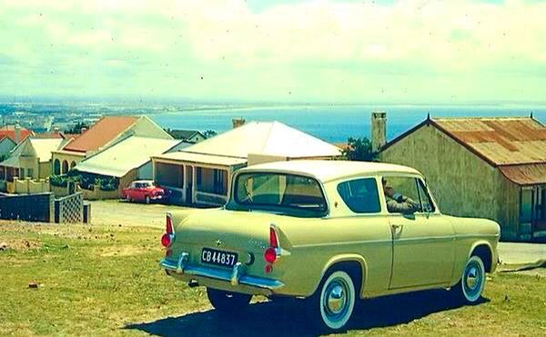 1960s Port Elizabeth where I lived