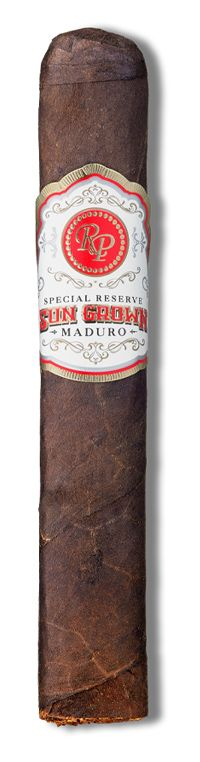 Number 2 rated for 2016 - rocky patel sun grown maduro robusto