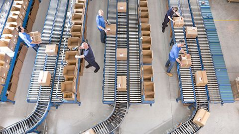 DIGITAL LUMENS; Smart building solutions offer a unique, facility-wide perspective. With SiteWorx, you can easily outfit your warehouse with an expanded, sensor-based IoT network that provides unprecedented business intelligence and powerful insight into energy, environmental, and occupancy trends, plus the control you need to create a more productive, efficient, and safe facility or enterprise • TPL LIGHTING • MERGING LIGHTING WITH DESIGN • TPLLIGHTING.COM • TORONTO, CANADA •