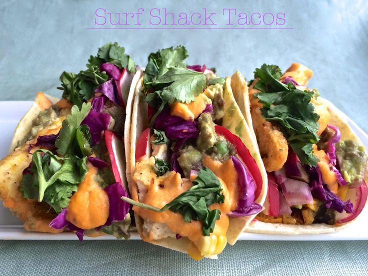 Surf Shack Tacos | Lorimer Kitchen