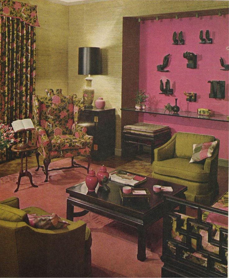 199 best decorating 1960s style images on pinterest