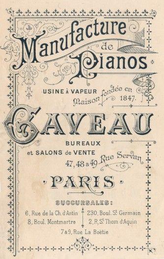 Pianos Esther - Liège -- Gaveau