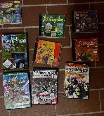 sparen25.dePC-Spiele-Paket Löwenzahn LEGO Waldmeister Bauernhof CD DVD 8 Stück Fußball-DVDsparen25.info , sparen25.com