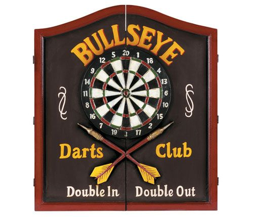 classic dart cabinet