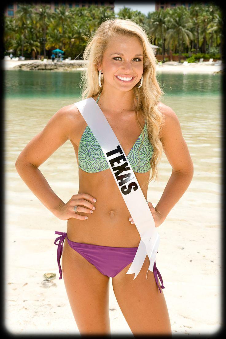 Miss teen usa bikini