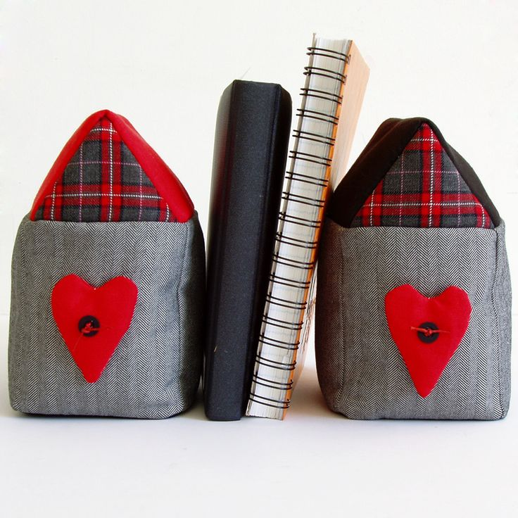 Bookends houses