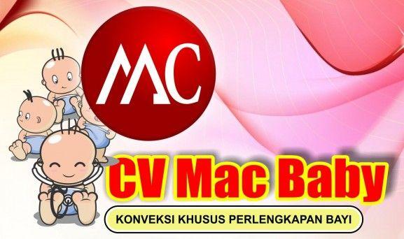 konfeksi Khusus Perlengkapan Bayi Bandung - Company Profile Mac Baby