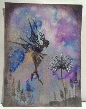 Stardust by Sabine Wolf