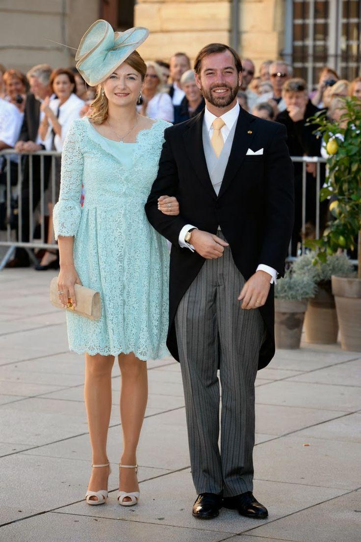 421 best Luxembourg - Weddings images on Pinterest | Royal weddings ...