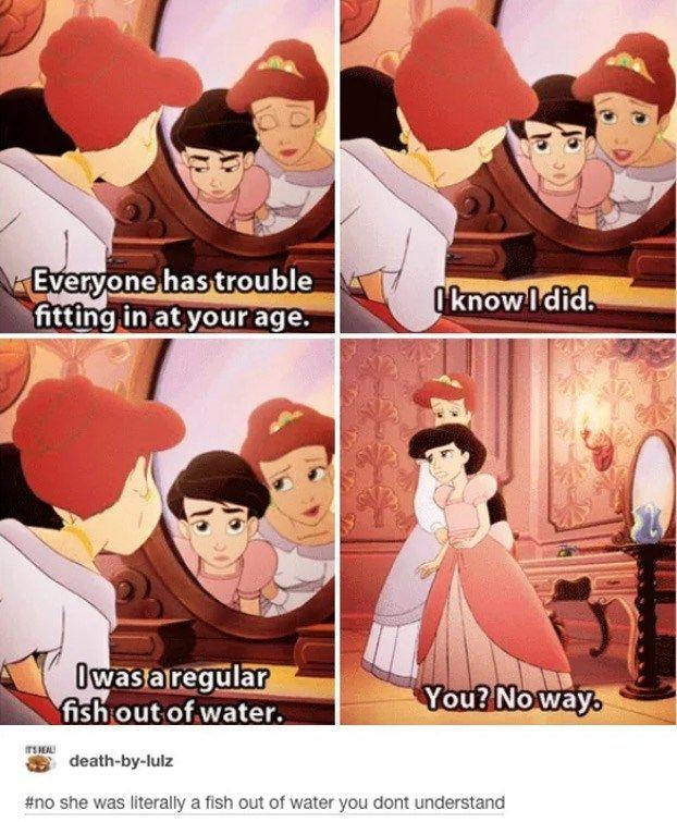 17 Times Tumblr Had The Best Jokes About Disney Disney Funny Disney Memes Disney Love