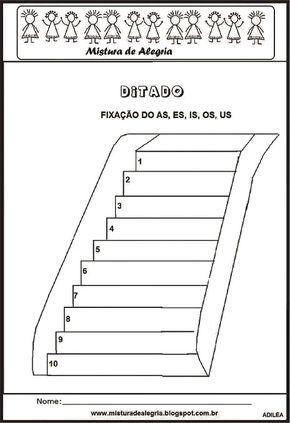 treino-ortografico-es-de-escada-colorir-escrever.JPG (464×677)