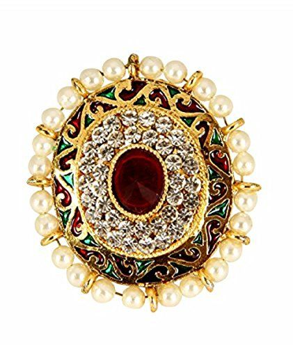 Bollywood Designer Gold Plated White Pearls Multi Stone E... https://www.amazon.ca/dp/B06XRCL15B/ref=cm_sw_r_pi_dp_x_XH6ZybDB1YTR5