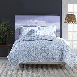Shop for Amy Sia Pastel Diamond Quilt. Get free shipping at Overstock.com - Your Online Fashion Bedding Outlet Store! Get 5% in rewards with Club O! - 19643187