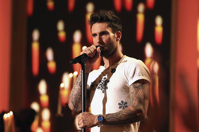 Playlist Glamour: ¡Festejamos a Adam Levine como se debe!