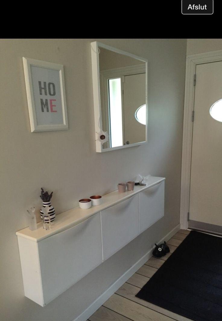 30 best ikea trones images on pinterest home ideas hall. Black Bedroom Furniture Sets. Home Design Ideas