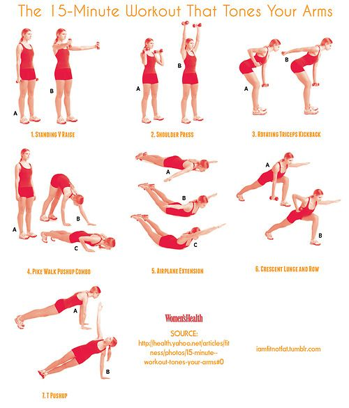 17 Best images about Arm Toning Excercises on Pinterest ...