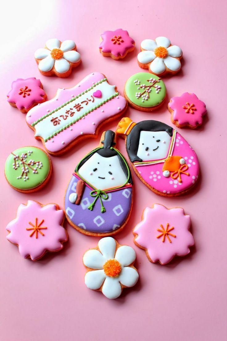 Japanese Sweets, おひなまつり