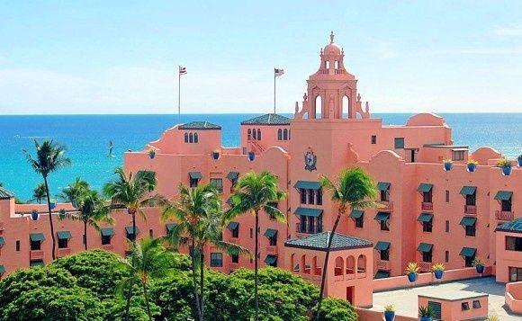 ハワイで泊まるなら絶対ここ!世界中のセレブが愛する極上ホテル「太平洋のピンクパレス」とは