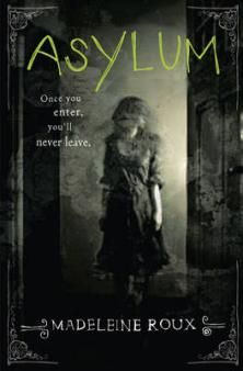 Asylum -- It was alright, I read it within a day, but I felt very irritable towards some of the characters and their actions...