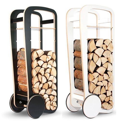 Würde sich super neben meinem Holzherd in der Küche machen...
