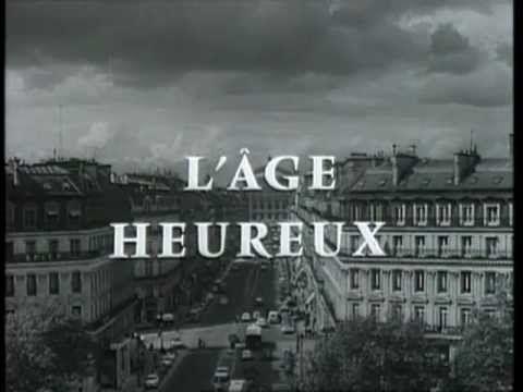 """L'âge heureux (générique) (1966) Comme j'aimais ce """"feuilleton"""" comme on disait alors."""