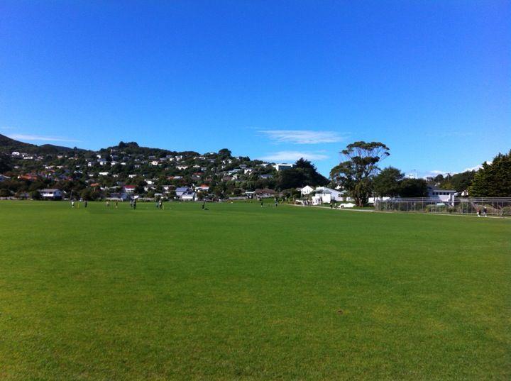 Karori Park in Karori, Wellington