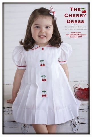 SewNso's Sewing Journal: The Cherry Dress