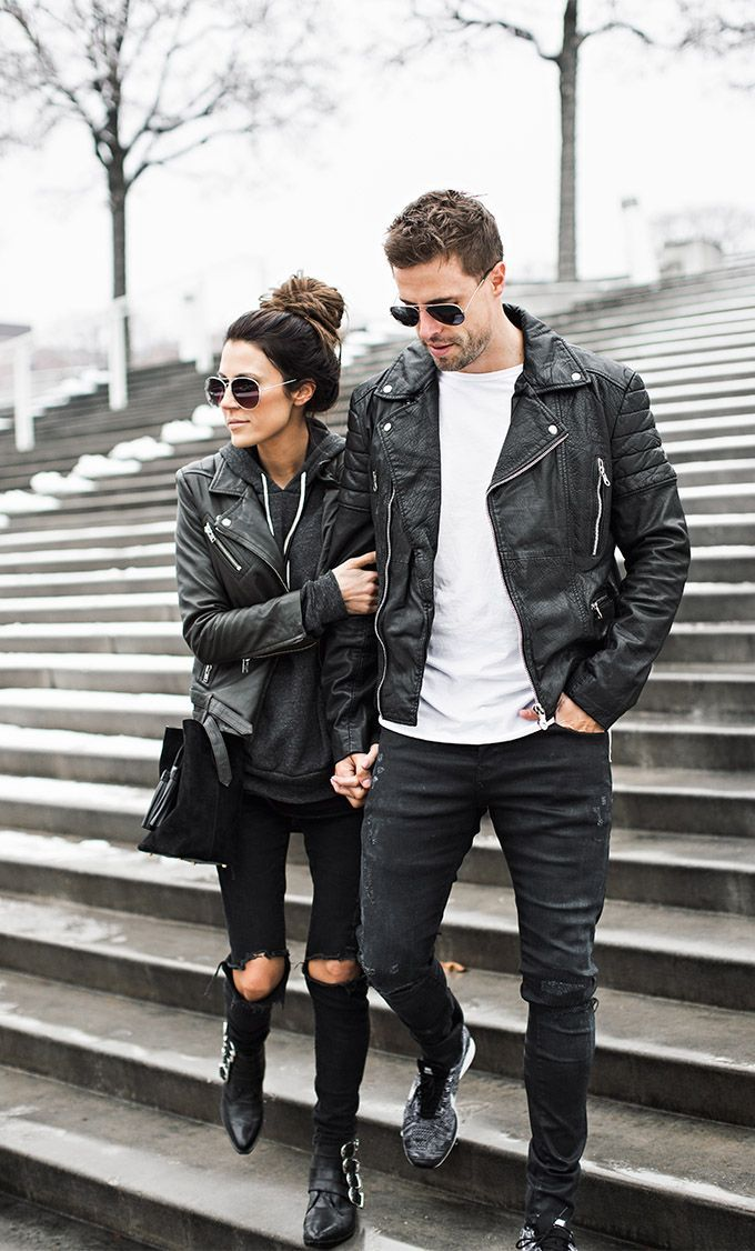 Street wear is by far my favorite. Elegant with a fierce attitude. Find your Inspiration @ #DapperNDame Pinterest. http://dapperanddame.com