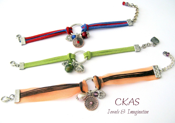 Haiku Bracelets Summer 2013  https://www.etsy.com/shop/KlaritaBijoux?ref=si_shop