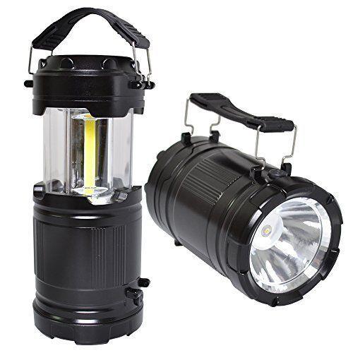 2pcs Lantern Camping Led Flashlight 300 Lm Car Shop Garage Tool Boat Tent Light #LEDLantern