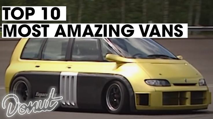 These are the top 10 coolest and craziest vans ever made.   Check out more Donut Media Videos:  Some of our best videos ever are coming out soon, stay tuned so you won't miss a thing! ►Subscribe here:  Like us on Facebook:  Click here if you want to learn more about Donut Media:  Donut...  https://www.crazytech.eu.org/top-10-most-amazing-vans-donut-media/