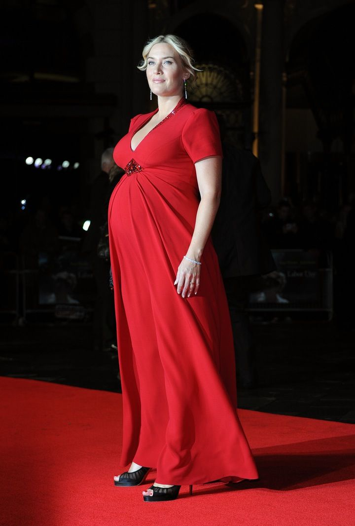 What?!: Kate Winslet Reveals She Wore a Corset While Pregnant During Filming of New Movie