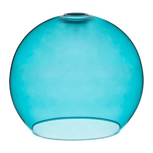 IKEA JAKOBSBYN Pendant lamp shade Turquoise