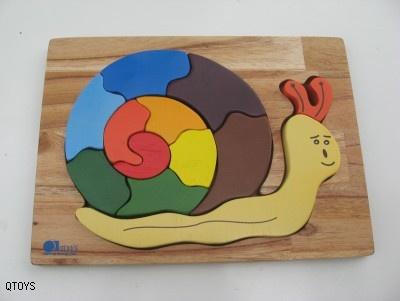 Pretty Snail Puzzle