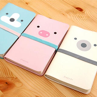 iswas Set: Weekly Pocket Diary + Rubber Band + Book Mark YesStyle Price US$13.50