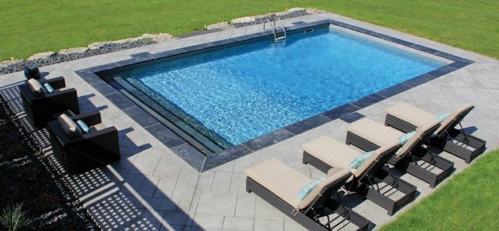 1000 images about piscine creus e on pinterest coins outdoor living and s - Contour piscine creusee ...
