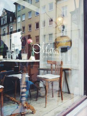 Samstagsfrühstück im Café Marais ♥