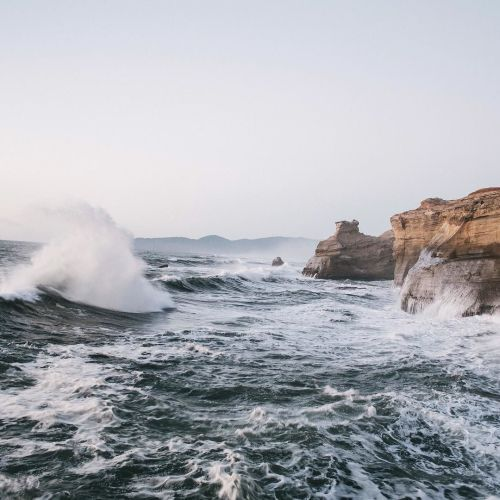 Coastal waves + sea air 💙  | Ignite