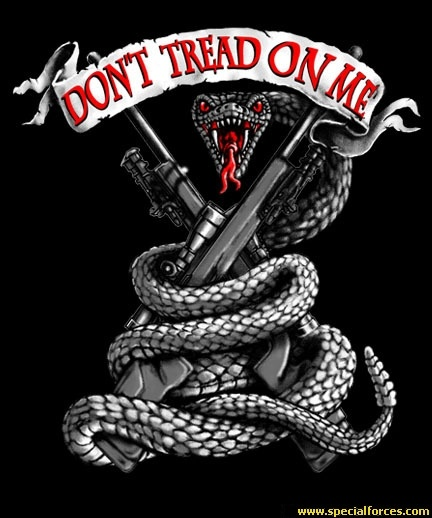 dont tread on me tattoo - Google Search