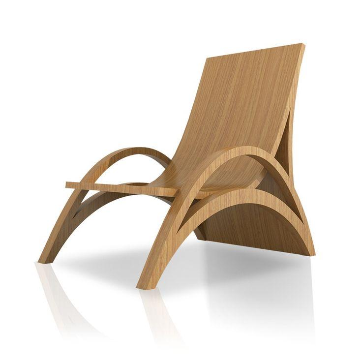 Chair Design Ideas Part - 32: Cadeira Brasília Design Mauricio Marquez