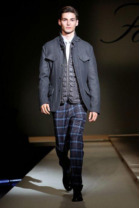 Fay Fashion Theatre - Men's Looks