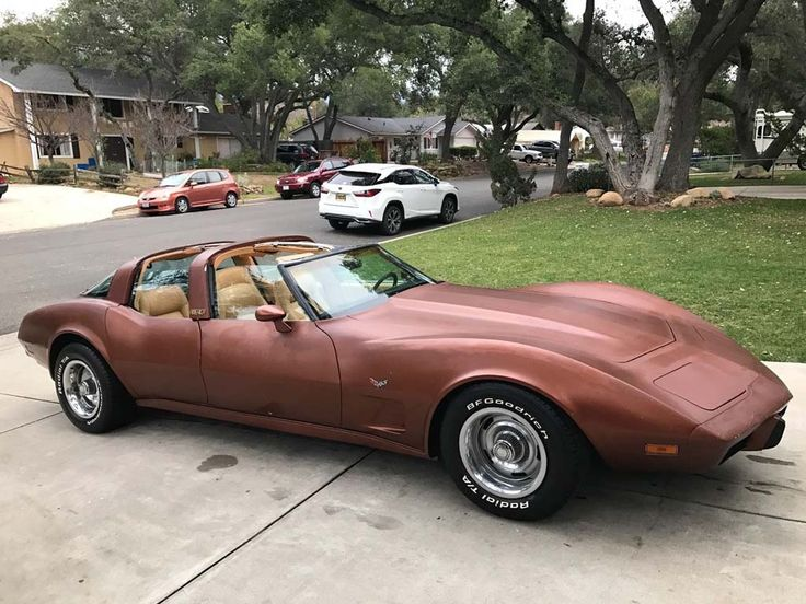 For all those enthusiasts who wished they could take the whole family in their Corvette, check out this ebay auction featuring a four-door 1979 Corvette!