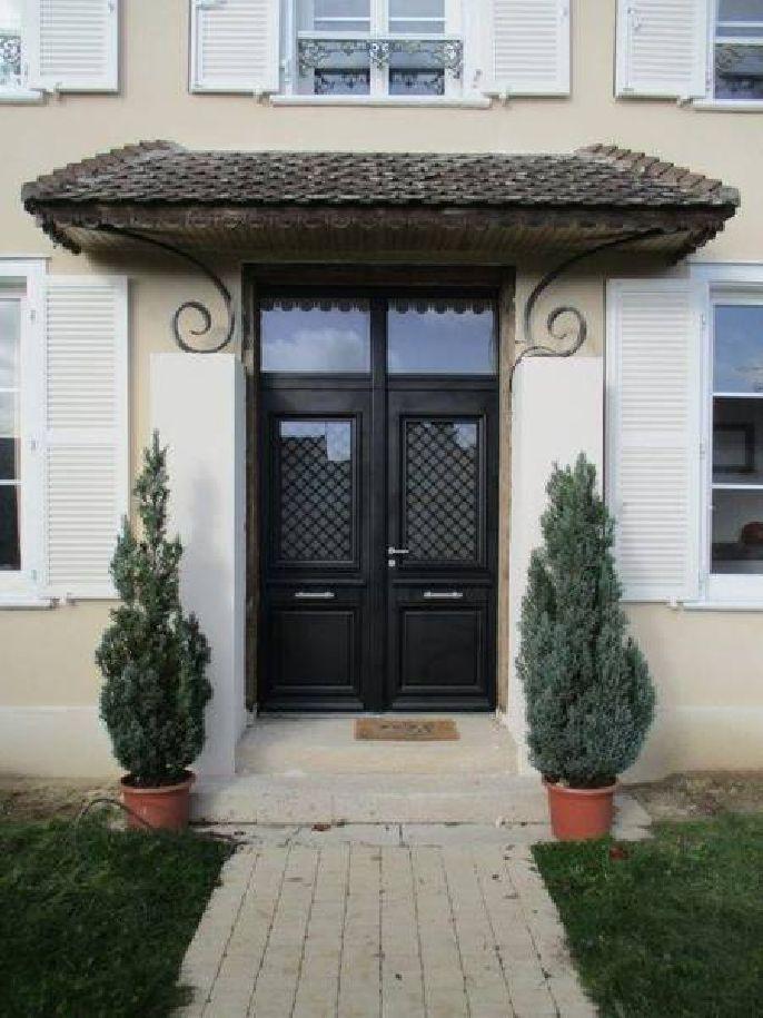 Renovation Pose Porte D Entree 2 Vantaux En Alu A Chalons En Champagne Porte D Entree Future House Entree