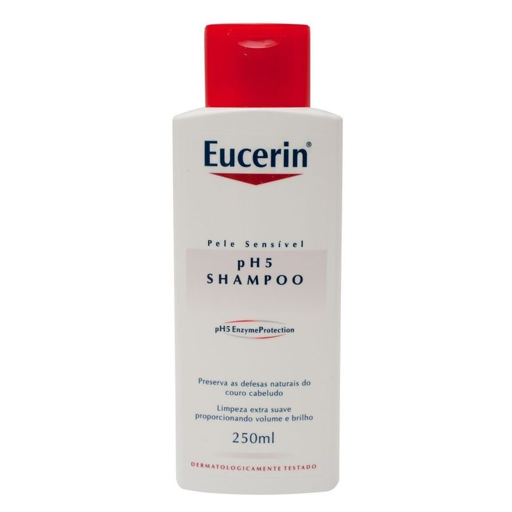 EUCERIN pH5 shampoo sensitive scalp hair skin care 200 ml -- Be sure to check out this awesome product.
