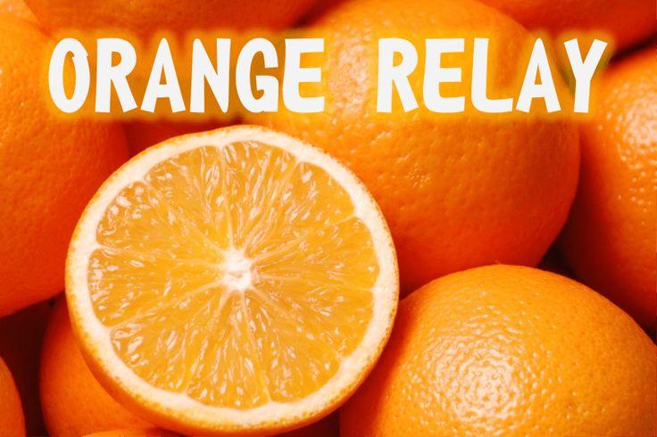 Orange Relay - STUMINGAMES