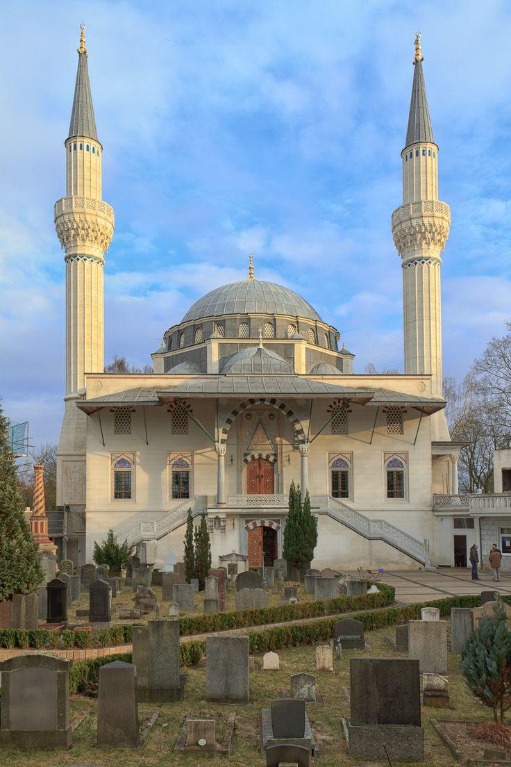 Sehitlik Moschee in Berlin