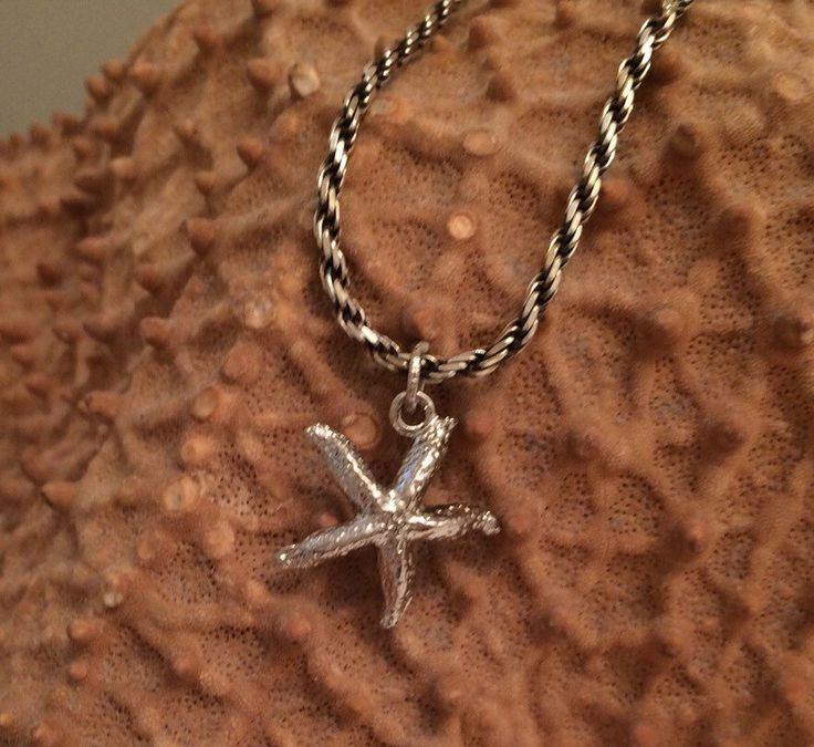 A personal favorite from my Etsy shop https://www.etsy.com/ca/listing/384843124/sterling-silver-starfish-charm-bracelet