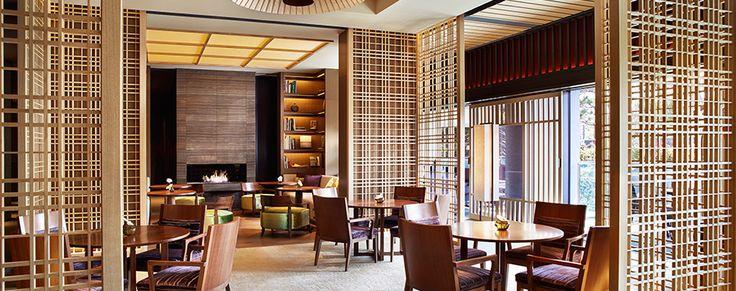 ロビーラウンジ|レストラン&バー|ザ・リッツ・カールトン京都 公式サイト【The Ritz-Carlton, Kyoto】